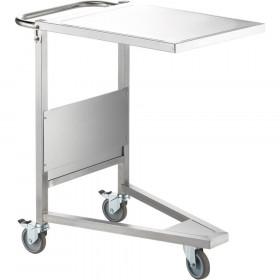 Wózek kelnerski, hotelowy, 1-półkowy, składany - Stalgast, 661060