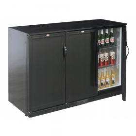 Witryna chłodnicza barowa 3-drzwiowa, 320L - PXLG320M