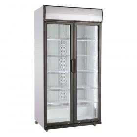 Szafa chłodnicza przeszklona RQ880H | 590l (SD880H)
