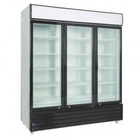 Szafa chłodnicza przeszklona RQ1500H | 1600l (SD1501H)