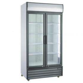 Szafa chłodnicza przeszklona RQ801H | 780l (SD801H)