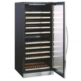 Gastronomiczna chłodziarka do wina | szafa chłodnicza na wino | 2 strefy | SV102 | 312l