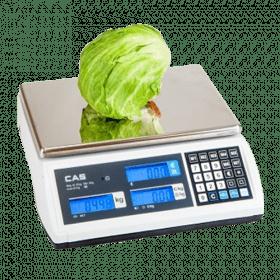 Waga do cukierni płaska CAS ER PLUS 30C (do 30KG)