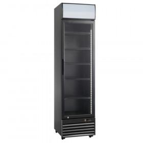 Szafa chłodnicza przeszklona 338L - Resto Quality, RQ416-BLACK (SD416)