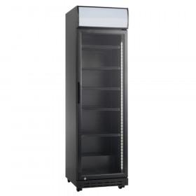 Szafa chłodnicza przeszklona 388L - Resto Quality,RQ419-BLACK (SD419)