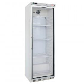 Szafa chłodnicza przeszklona - 350L HR - 400/G