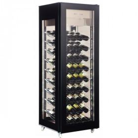 Witryna chłodnicza na wino 400L / 81 but. - PXRT400L-2/WINO