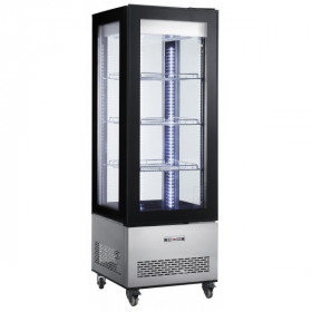 Witryna ekspozycyjna chłodnicza przeszklona PXRT-400L