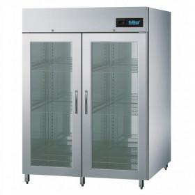 Szafa chłodnicza przeszklona 2-komorowa 1400L - Rilling, AHK MN130 00V2