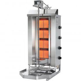 Gyros, kebab gazowy, GD 5, P 17.5 kW, G 20
