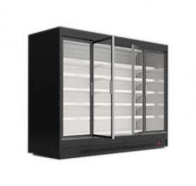Regał chłodniczy z drzwiami uchylnymi - Mawi, MODUS HGD MAX 0.7 1250x674x2200mm