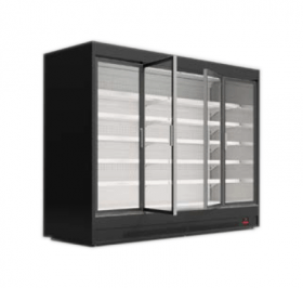 Regał chłodniczy z drzwiami uchylnymi - Mawi, MODUS HGD MAX 0.7 2500x674x2200mm