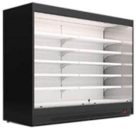 Regał chłodniczy otwarty bez boków - Mawi, Modus MAX 2500x674x2200mm