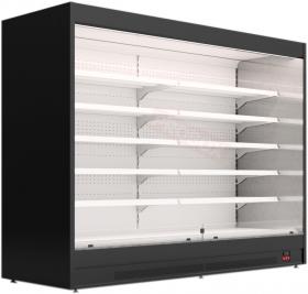 Regał chłodniczy otwarty bez boków - Mawi, Modus 2500 x674x1990mm