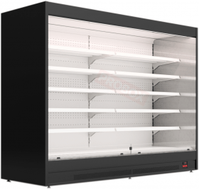 Regał chłodniczy otwarty bez boków - Mawi, Modus 1250x674x1990mm