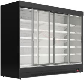 Regał chłodniczy z drzwiami przesuwnymi Mawi, MODUS SGD 0.7 1250x674x1990mm