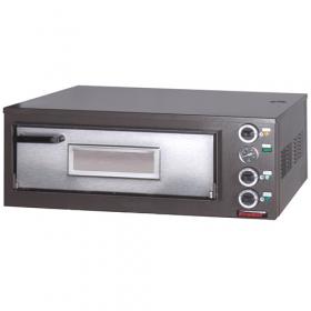 Gastronomiczny piec do pizzy, sterowanie elektroniczne - Kromet, 000.PEP-1