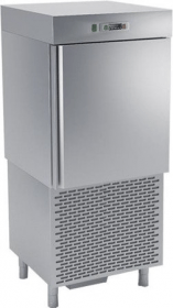 Schładzarko-zamrażarka szokowa o wym. 760x800x1850 mm