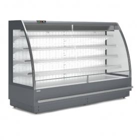 Regał chłodniczy niski pod agregat zewnętrzny - Es System K, RCA ARIES 03 3,75