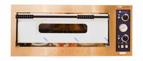 Piec do pizzy (pojemność 4 pizze o średnicy 32 cm ) 1 - poziomowy Hendi