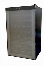 Barowa szafa chłodnicza - winiarka | 98L | 230V | 495x430x835 mm