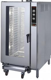 Piec konwekcyjno-parowy Inoxtrend 20xGN2/1, manualny 970X1380X1880mm