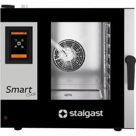 Piec konwekcyjno-parowy SmartCook, dotykowy, 7xGN1/1, P 10.2 kW