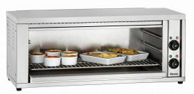 Opiekacz gastronomiczny S702, 2 strefy grzewcze