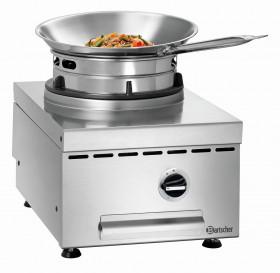Kuchenka gastronomiczna gazowa wok GWTH1