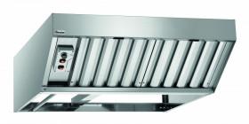 Okap gastronomiczny kondensacyjny M,E+T 370