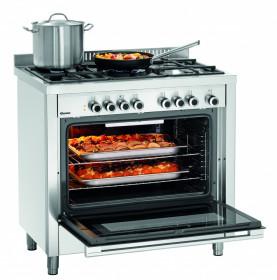 Gastronomiczna Kuchnia gazowa BGH 600-520