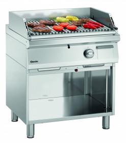 Gastronomiczny grill z lawą wulkaniczną 700VR G180