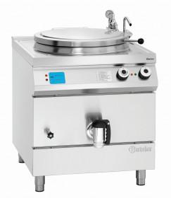 Kocioł gastronomiczny warzelny elektryczny kuchenny 135L,kontr.poz.wody