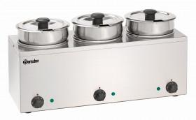 Bemar Hotpot, 3 x wkład 3,5L
