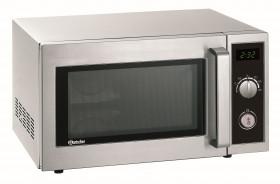 Kuchenka gastronomiczna mikrofalowa 25L, 1000W