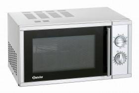 Kuchenka gastronomiczna mikrofalowa 23L 900W grill