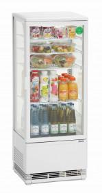 Witryna gastronomiczna chłodnicza Mini 98L