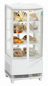 Gastronomiczna Witryna chłodnicza Mini 86L