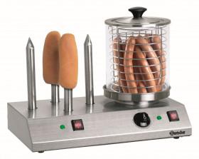 Urządzenie do hot-dogów, 4 tosty