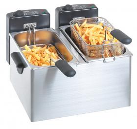Frytownica gastronomiczna Mini II, 2x4L, US A165112 Bartscher