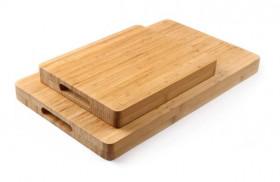 Deska drewniana Bamboo 330x250x40 mm