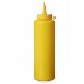 Dyspensery do zimnych sosów 0,70 żółty