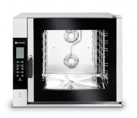 Gastronomiczny Piec konwekcyjno-parowy TOUCH CONTROL 7xGN 1/1 - elektryczny, sterowanie elektroniczne