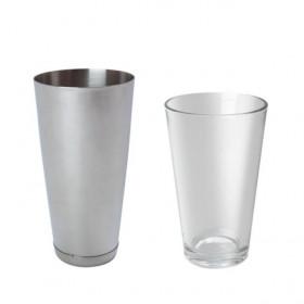 Shaker bostoński kubek stalowy