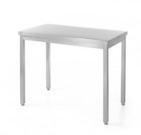Stół nierdzewny roboczy centralny - skręcany Stół roboczy centralny - skręcany
