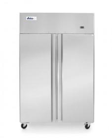 Szafa chłodnicza nierdzewna zapleczowa 2-drzwiowa 900L Arktic