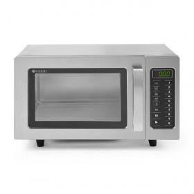 Kuchenka gastronomiczna mikrofalowa z możliwością programowania 1000 W