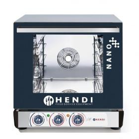 Piec gastronomiczny multifunkcyjny Hendi Nano 4x 450x340 MM