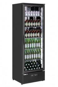 Szafa chłodnicza jednodrzwiowa przeszklona na napoje 293 l