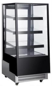Witryna chłodnicza 3-półkowa 500 l